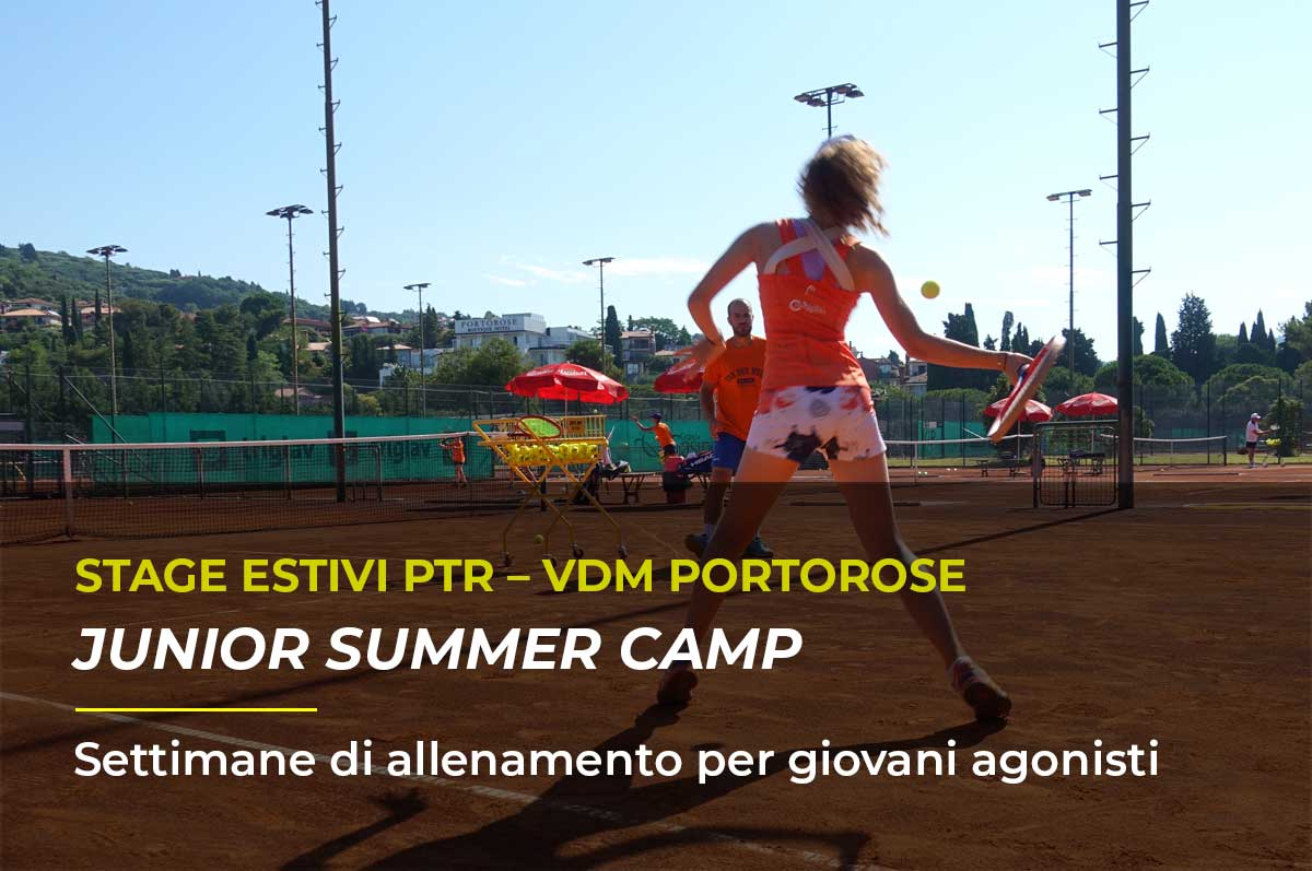 JUNIOR SUMMER CAMP