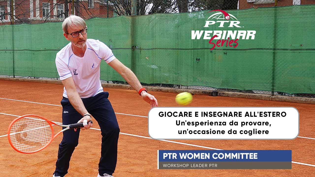 GIOCARE E INSEGNARE ALL'ESTERO – PTR Women Committee